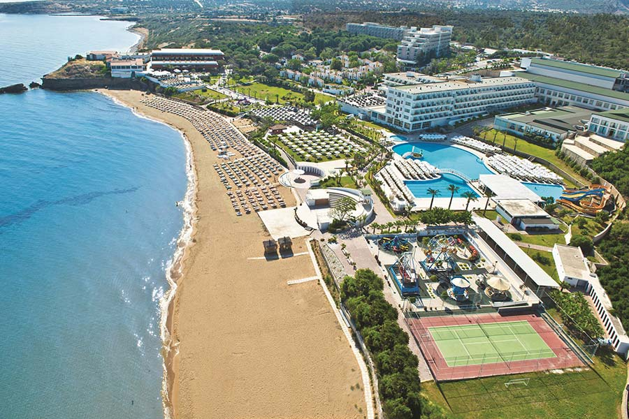 Acapulco Beach Club Resort Hotel Kyrenia