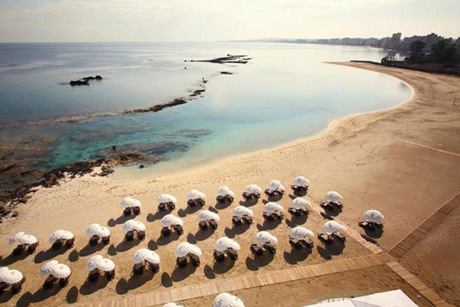 Palm Beach Hotel Famagusta North Cyprus