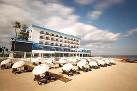 Palm Beach Hotel, Famagusta