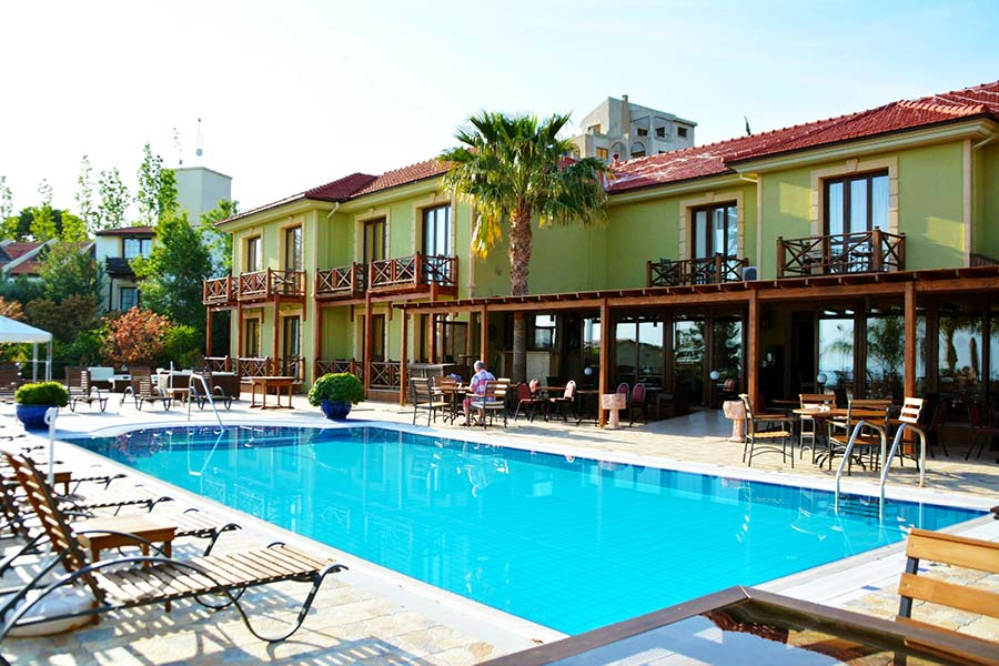 North Cyprus Boutique Hotel