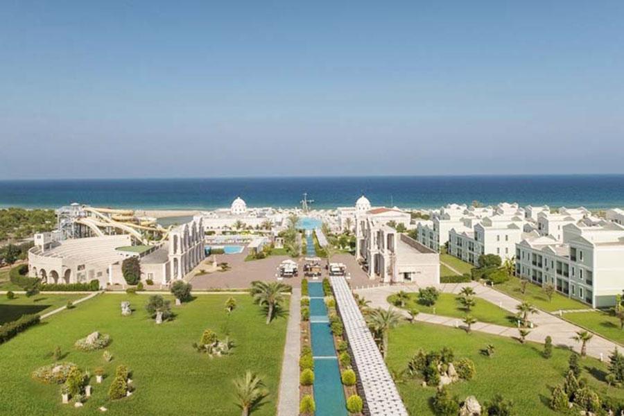 Kaya Artemis Resort Hotel Amp Spa Famagusta North Cyprus