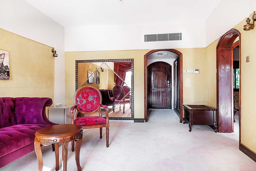 Le Chateau Lambousa Hotel Kyrenia Northern Cyprus