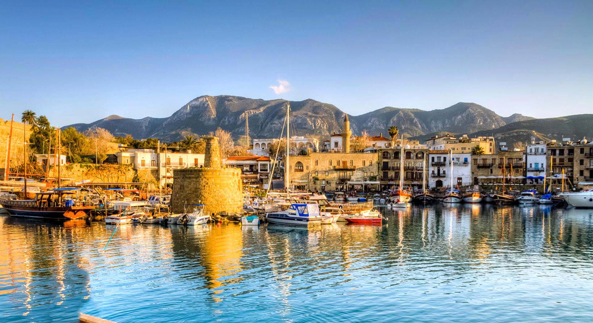 North Cyprus Boat Tour
