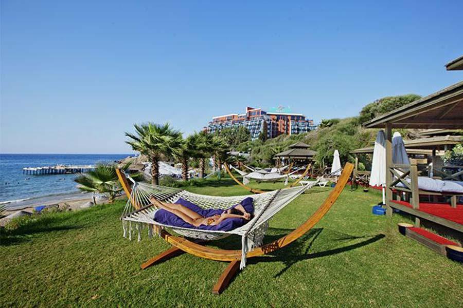 Merit Crystal Cove Hotel Kyrenia Northern Cyprus