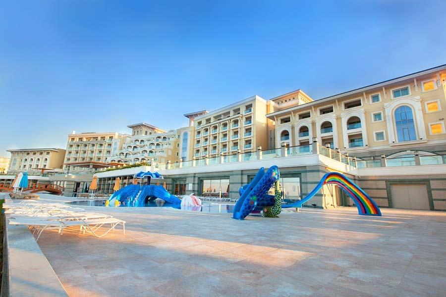 Merit Royal Premium Hotel Kyrenia Northern Cyprus