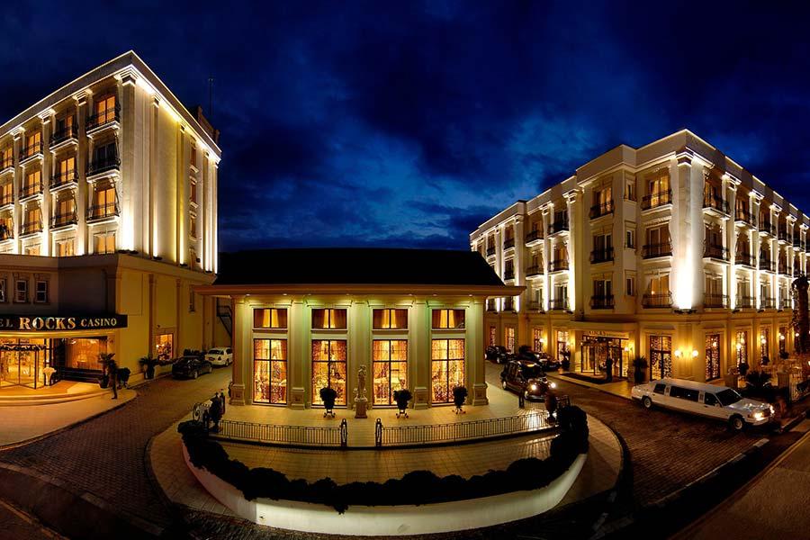 Rocks Hotel Kyrenia Northern Cyprus