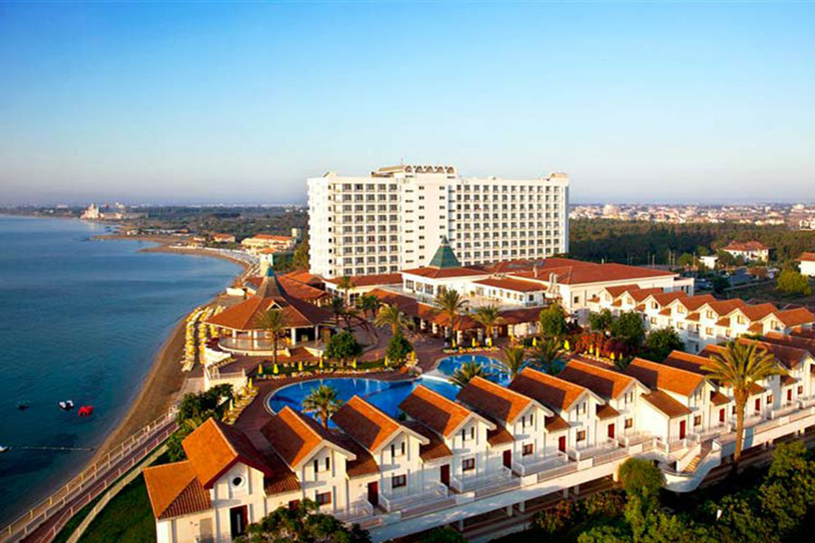 Salamis Bay Conti Resort Hotel Famagusta North Cyprus